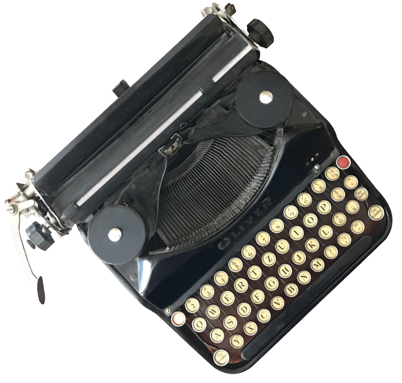 macchina da scrivere oliver